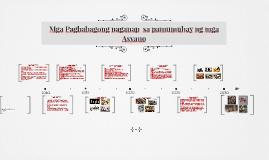 Copy of Mga Pagbabagong naganap  sa pamumuhay ng mga Asyano