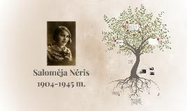Salomėja Nėris
