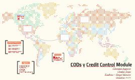 Curso «CODs y Credit Control Module»