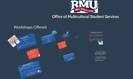 Office of Multicultural Student Services
