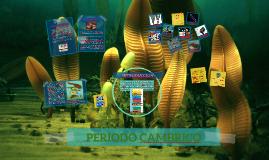 PERIODO CAMBRICO