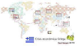 Crisis económica Griega 2015