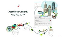 Asamblea General 07/10/2019
