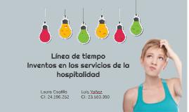 Inventos en los servicios de la hospitalidad