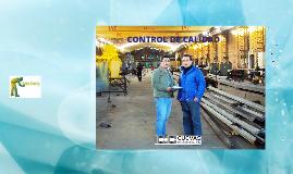 Copy of CUEVAS CONSTRUCCIONES - CONTROL DE CALIDAD