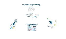 V5 Scientific Programming (Firmen)