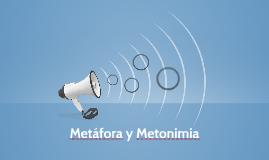 Metáfora y Metonimia