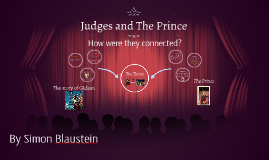 Judges and The Prince