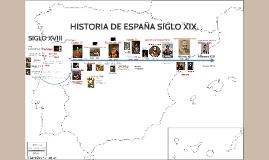 España siglo XIX