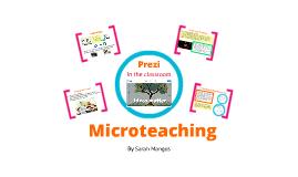 ED312 Microteaching Prezi
