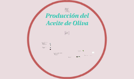 Producción del Aceite de Oliva