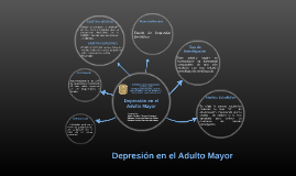 Drepresion en el Adulto Mayor