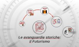 Le avanguardie storiche: