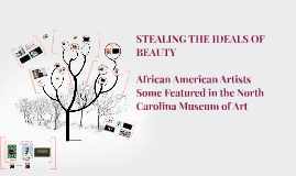 NCMA African American Artists