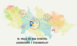 El Valle de San Quintín: