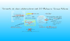 Colaboradores web 2.0 Balneario Termas Pallarés