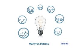 Copy of MATRYCA UMYSŁU