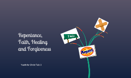 Repentance, Faith, Healing, and Forgiveness