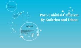 Post colonial Criticism