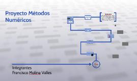 Proyecto Métodos Numéricos