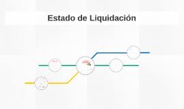 Estado de Liquidación