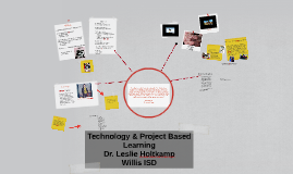 Copy of Technology & Project Based Learning