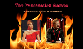 The Punctuation Games