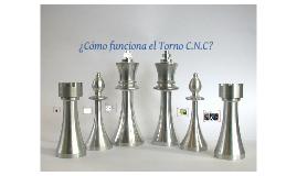 Copy of Torno C.N.C.