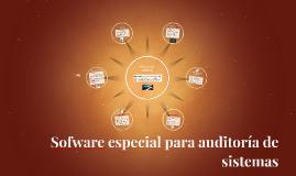 Sofware de auditoría