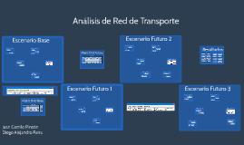 Análisis de Red de Transporte