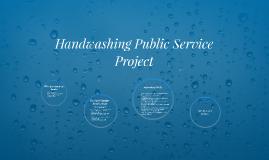 Handwashing Public Service Project