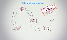 Folleto de Información