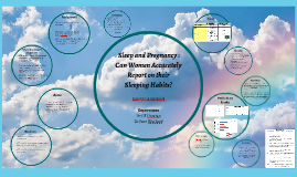 Snoring During Pregnancy : Are Women's Snoring Perceptions A