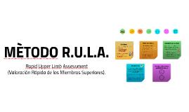 Copy of MÉTODO RULA