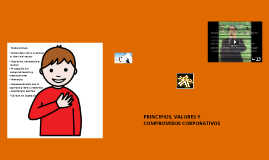 PRINCIPIOS Y VALORES CORPORATIVOS DEL SENA