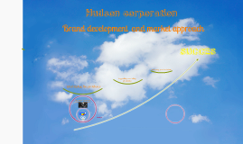 Copy of Hudson Corporation, brand development and market approach.