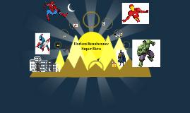 Copy of Super Hero Template
