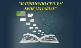 Copy of Competencia Notarial en Asuntos No Contenciosos