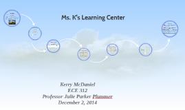 Ms. K's Preschool & Daycare