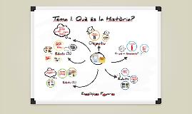 Tema 1. La Història