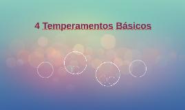 4 Temperamentos Básicos