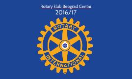 Rotary club Beograd - selebration
