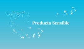 Producto Sensible