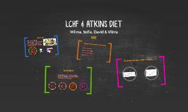 LCHF & ATKINS