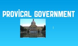 Provincal Government