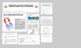 Administracion de la Información