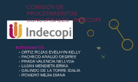 Copy of COMISIÓN DE PROCEDIMIENTOS CONCURSALES - INDECOPI