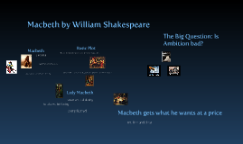 Copy of Macbeth Overview