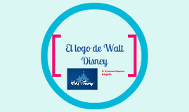 Copy of Corpus de Logotipo de Walt Disney