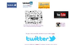 Copy of Sociale media in het onderwijs